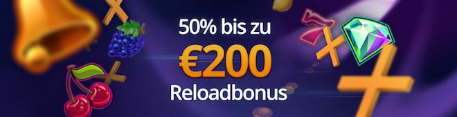 reload boni 200€