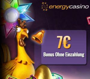 energy casino no deposit promo code 2019
