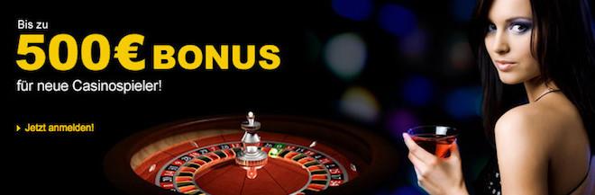 mybet casino boni